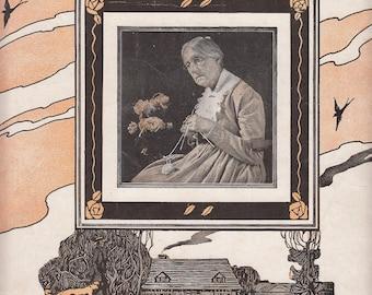 Mammy O' Mine 1919 Sheet Music By William Tracey Maceo Pinkard Natwick Art