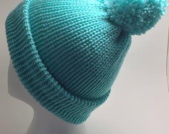 FREE SHIPPING! Lightweight Handmade Knit Hat, Warm, Winter, Winter Hats, Ski Hat, Knit Beanie, Ski Hat, Accessories, Classic Winter Hat, Cap