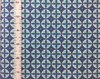 Fabric by Riley Blake Designs:  Modern Mini's by Lori Holt, Blue