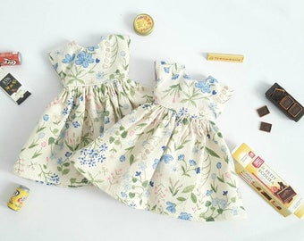 C Blythe cotton dress