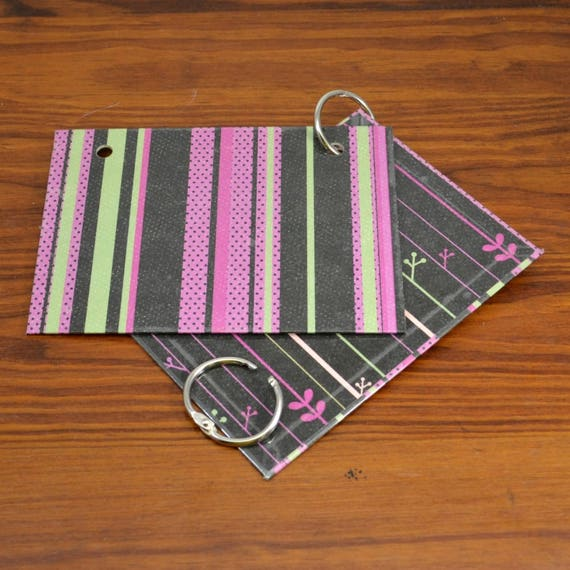 Index Card Binder COVER And RINGS ONLY Clearance Sale 3 X 5