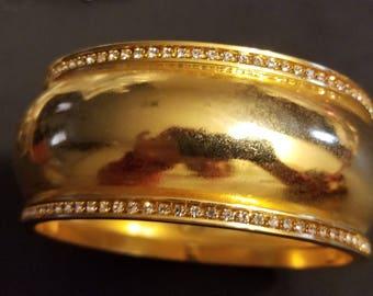 SORRELL ORINGINALS fabulous Cuff bracelet made by  Robert Sorrell Sorrell Originals