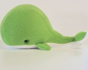 Small Green Whale