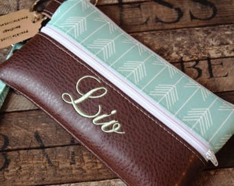 This is a special order for ... CASSIE ... 4 Vegan Wristlets