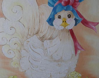 FaNCy CouNTRY CHiCKeNS - PaiR