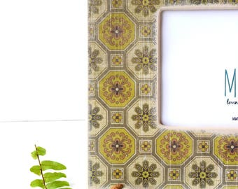 Field Study Picture Frame , 4 x 6 Frame, Picture Frames,  Instagram Frame,  Decorative Frames, Handmade, Garden,   4 x 6 PICTURED