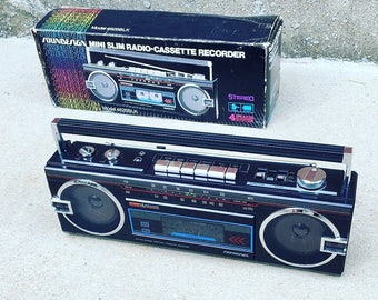 Vintage 1987 Soundesign Boom Box
