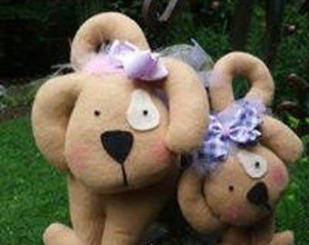 Woofies Dog Dolls