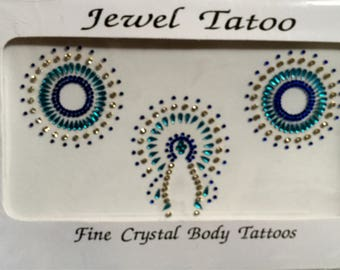 15 Best Vajazzle images | Bright tattoos, Crystal tattoo ...