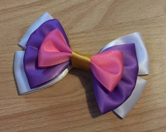 Daisy Duck Disney Inspired Hair Bow