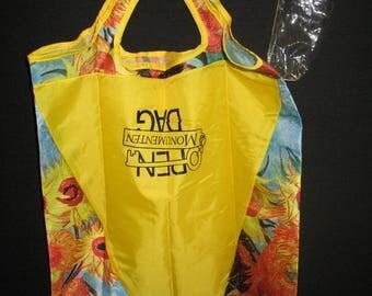 Van Gogh sunflower Brolly bag
