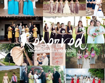 Reserved listing for Marissa-7 Fishermans Cobalt Dresses