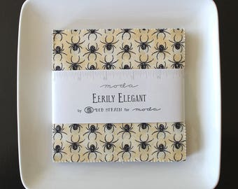 "Eerily Elegant by Deb Strain for Moda Charm Pack 5"" Squares"