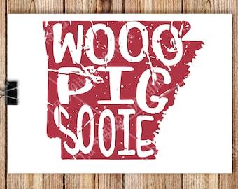 Distressed State - WOOO, PIG, Sooie