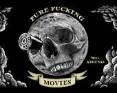 ARTBOOK Pure Fucking Movies by Will Argunas