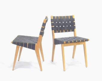 Risom for Knoll Side Chair (Set of 2)