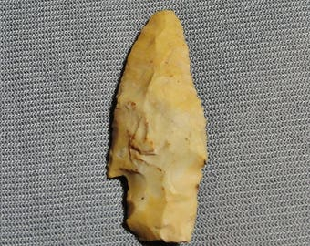 Authentic Woodland Period (1000 BC - 800 AD) Point/Arrowhead From Mississippi Delta