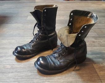 Combat Jump Boots