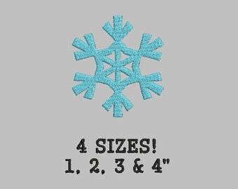 Buy 1 Get 1 Free!  Snowflake Embroidery Design Christmas Embroidery Design Mini Snowflake Small Snowflake Digital Design Winter Embroidery