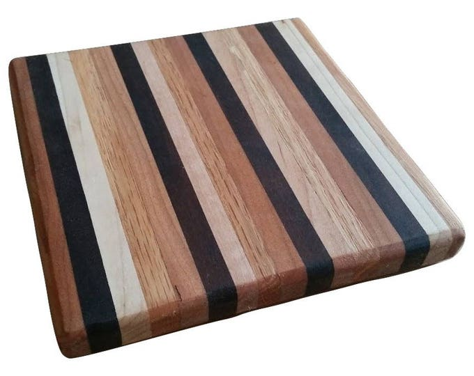 Wood Coaster Wood Trivet Potholder Reclaimed Wood FREE SHIPPING