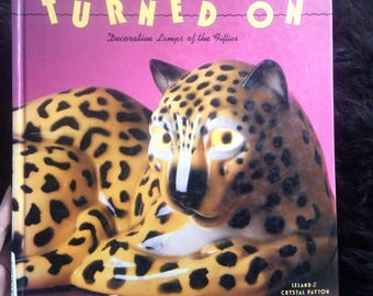 Turned On Decorative Lamps of the Fifties reference picture book : 1950s interiors lighting decor design