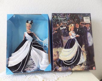 Midnight Waltz Barbie Doll in Box, Second in the Ballroom Beauties Limited Edition Collection, 1996
