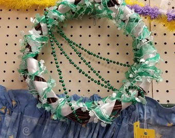 St. Patrick's Day Wreath #1