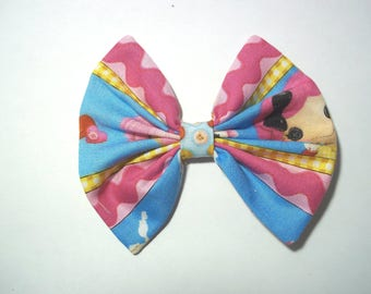 LaLaLoopsy Fabric Hair Bows Single or Pair