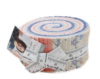Bayberry by Kate and Birdie Paper Co - Jelly Roll (13160JR) - Moda