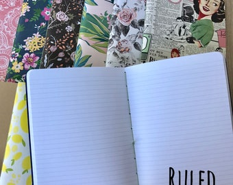 Ruled erimonTN CAHIER Inserts Notebooks Journals