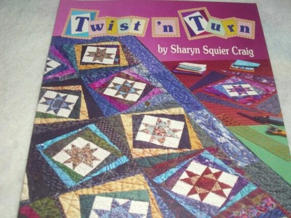 twist 39 n turn sharyn squier craig fun way to frame quilt blocks framing quilt blocks. Black Bedroom Furniture Sets. Home Design Ideas