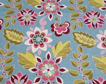 Botanique fabric by the 1/2 yard