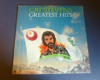 Cat Stevens Greatest Hits Vinyl Record LP SP-4519 A&M Records 1972
