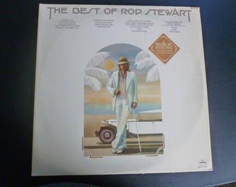 The Best Of Rod Stewart Vinyl LP 2 Record Set SRM-2-7507 Mercury Records 1972