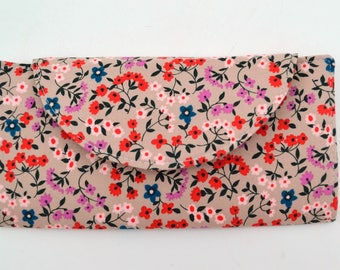 Handmade Fabric Wallet, Women's Slim Wallet, Credit Card Holder, Fabric Wallet, Gift for Her