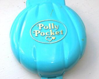 1989 Vintage Polly Pocket Beach Party by Bluebird Toys 1988