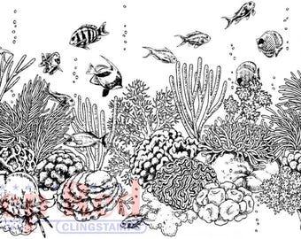 Ocean Clings Etsy