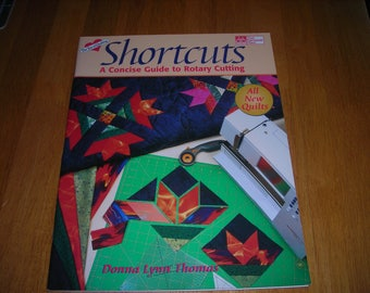 Shortcuts - Guide To Rotary Cutting