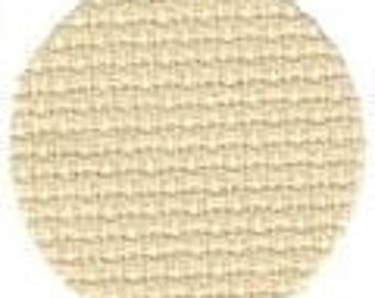 LAMBSWOOL 14 ct. Aida : cross stitch fabric