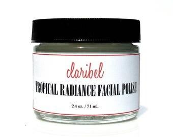 Anti Aging Facial Scrub | Tropical Fruits & Active Ingredients