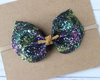 Fab and Funky Glitter {ELIZA} Bow - Autumn 2017