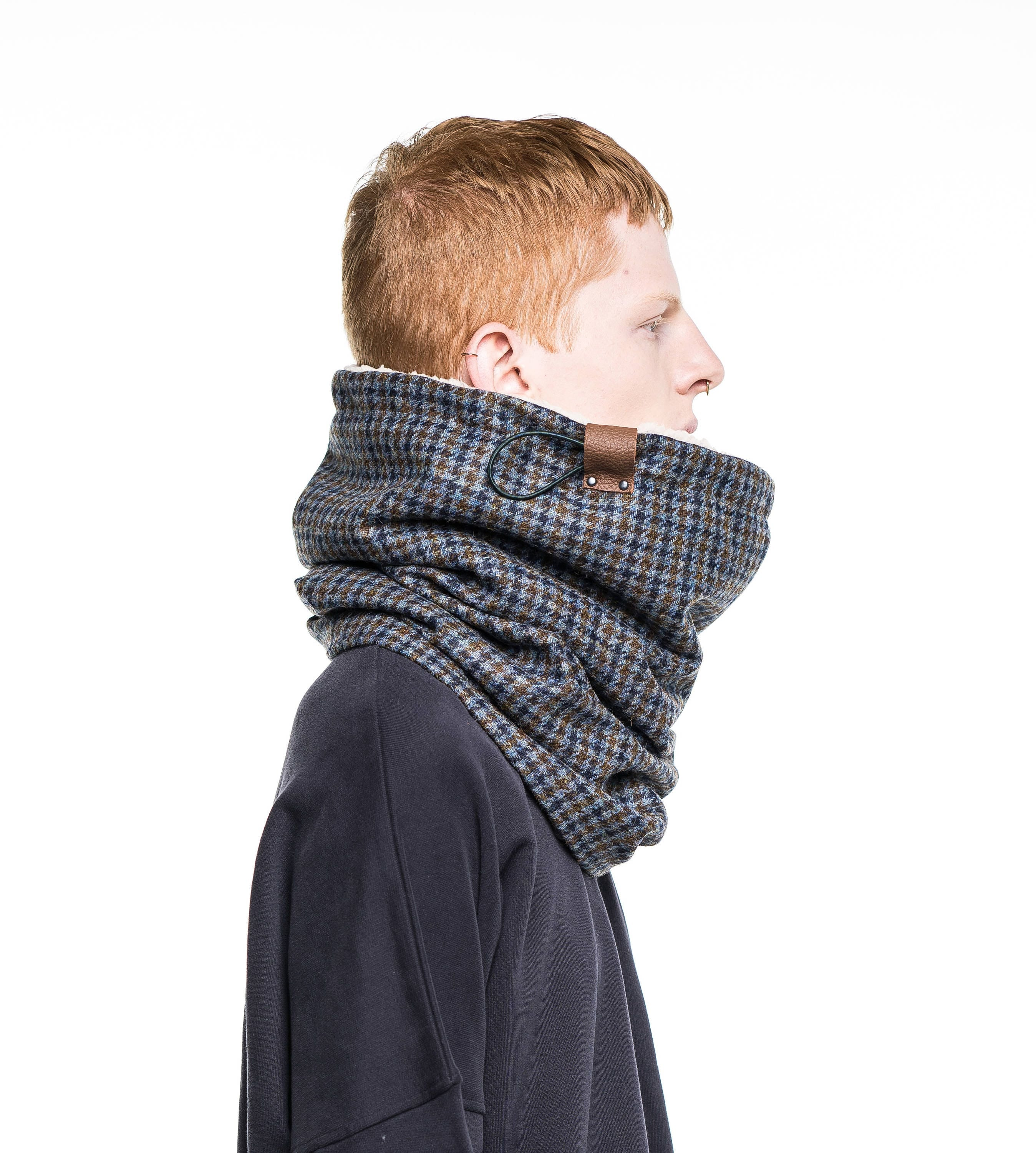 amp mens products infinity viscose scarf cotton men pewter s organic bamboo