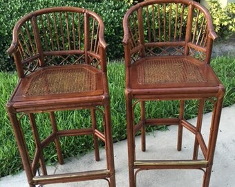 Asian Style Bar Stools asian style stool | etsy