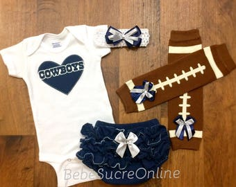 Dallas Cowboys Game Day Outfit