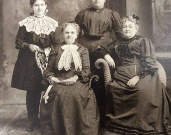 Antique 1800's Photo The McCalls Ft. Dodge Iowa Civil War