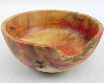 Wood Bowl - Box Elder, 575