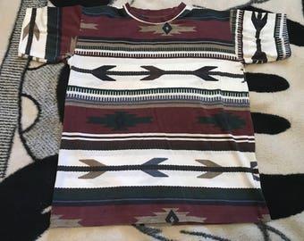 Vintage southwestern shirt