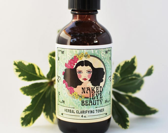 Featured listing image: Herbal Clarifying Toner