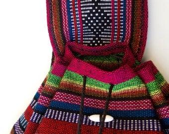 backpack / lightweight / fabric / boho /