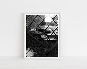 11 x 14 Print - Framed or Unframed